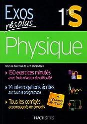 Exos résolus : Physique 1e S