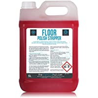 Remove Heavy Duty Floor Polish Stripper Clean