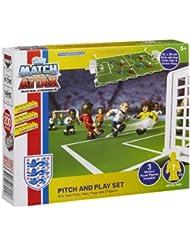 Match Attax Coupe du Monde 2014 complet Pitch & Play Set
