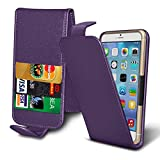 i-Tronixs (Dark Purple +Earphones) case for ZTE Grand S3