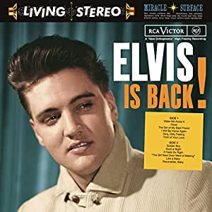 Elvis Is Back [Legacy Edition]