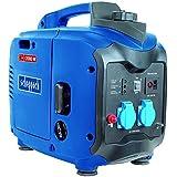 Scheppach - Inversor de corriente SG2000, 1pieza, azul/plata/negro, 5906208901