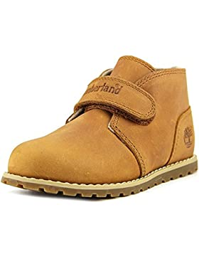 Timberland Pokey Pine Chukka Infant Wheat Leather Ankle Boots