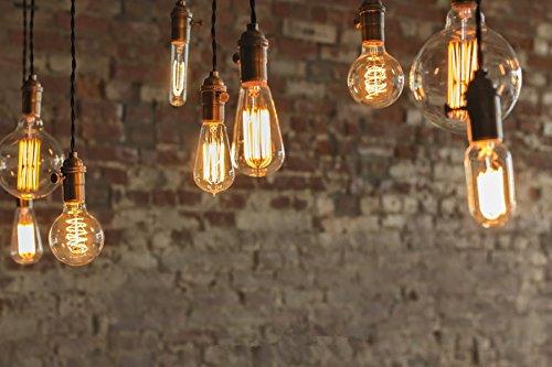 Billig kingso 60w e27 edison vintage lampe antike glühbirne ideal