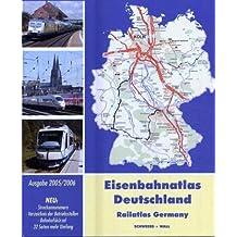 Eisenbahnatlas Deutschland 2000
