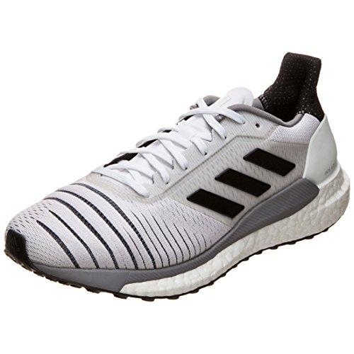 adidas CORE Women Solar Glide Running Schuh BB6630 ftwwht/cblack/grethr 42
