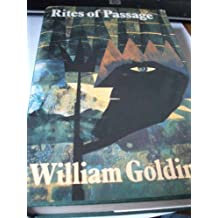 Rites of Passage by William Golding (1980-12-26)