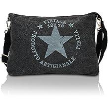 83cdfefda Glamexx24 Bolso de mano de los bolsos de las mujeres de hombro con el bolso  que