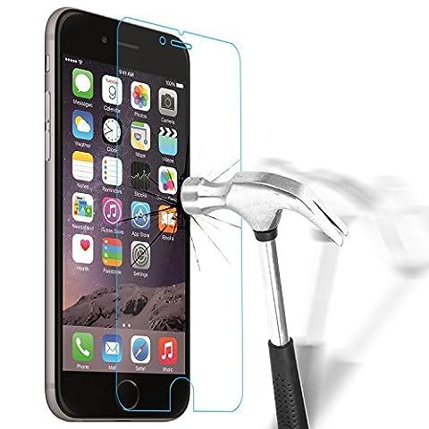 iphone 6S / 6 Schutzglas, Bingsale Gehärtetem Glas Schutzfolie Displayschutzfolie Panzerglas für iphone 6S / 6 (iphone 6S /