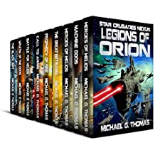 Star Crusades: Nexus - Complete Series Box Set (Books 1 - 9)