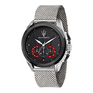 Reloj para Hombre, Colección Traguardo, Movimiento de Cuarzo, cronógrafo, en Acero – R8873612005