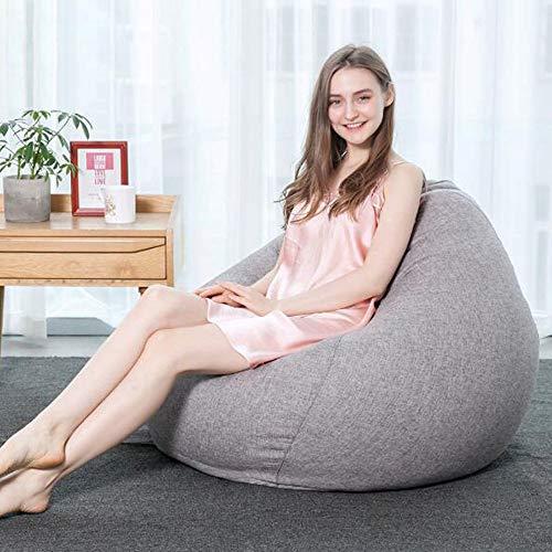ZEROLIN Lazy Sofa Sitzsack Sitzsack Sitzsack Sitzsack Für Kinder Stofftier Stofftasche
