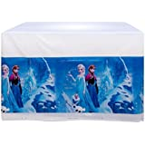 MY PARTY SUPPLIERS Frozen Table Cover. Premium Quality Frozen theme Table Cover