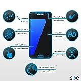 Galaxy S7 edge Schutzfolie [2 Stück...