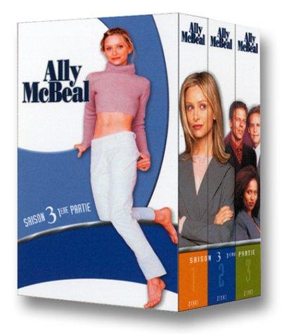 Preisvergleich Produktbild Ally McBeal - Saison 3,  Partie A - Coffret 3 VHS