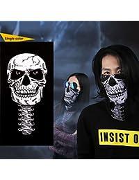 SSXY Al Aire Libre Diadema elástica inconsútil Bandana Deportes Bufanda Resistencia UV Headwear máscara de Polvo