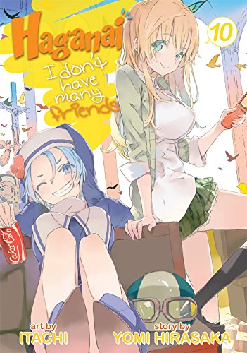 Haganai: I Don't Have Many Friends, Vol. 10