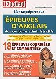 Bien se préparer aux épreuves de langue des concours administratifs