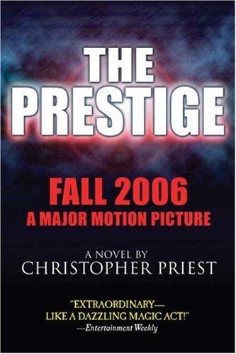 The Prestige Movie Tie in