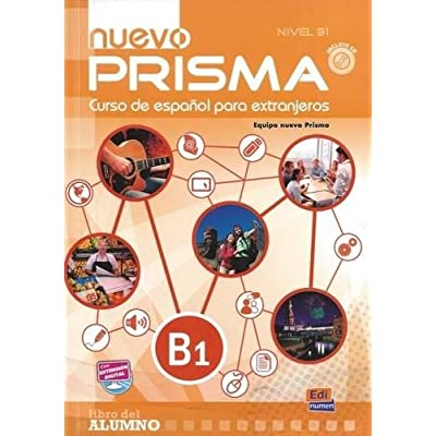 Nuevo Prisma B1 : Libro del alumno (1CD audio MP3)