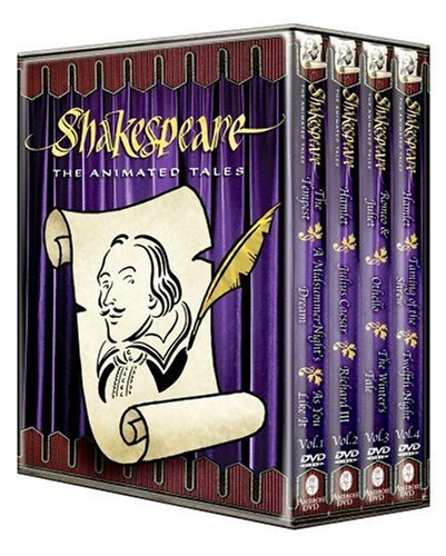 Shakespeare - The Animated Tales