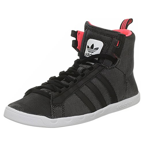 Adidas Originals round-it Mid W, Baskets modalità Donna nero