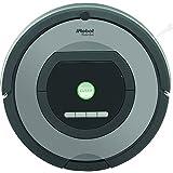 iRobot Roomba 772e- Robot aspirador programable con sensores de suciedad ópticos y acústicos
