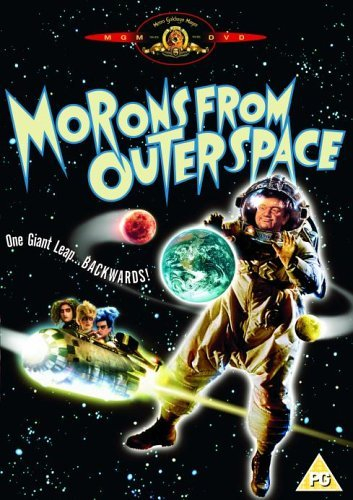 Morons From Outer Space [DVD] by Mel Smith