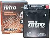 Yb14L-A2 Gel Nitro Batterie Moto Yb14L-A2 Gel
