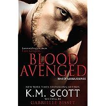 Blood Avenged (Sons of Navarus #1) (English Edition)