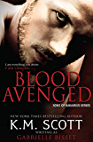 Blood Avenged (Sons of Navarus #1) (English Edition)