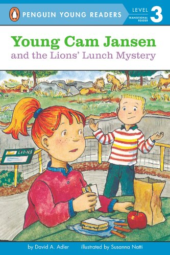 Young Cam Jansen and the Lions' Lunch Mystery (English Edition)