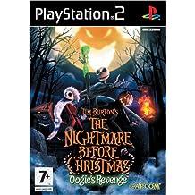 Tim Burton's the Nightmare Before Christmas (PS2)