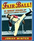 Jonah Winter Libri su baseball e softball per ragazzi