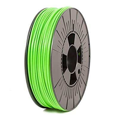 ICE FILAMENTS ICEFIL3PLA127 PLA Filament, 2.85 mm, 0.75 kg, Fluo Gnarly Green