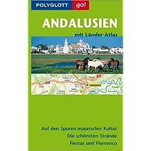 Polyglott Go! Andalusien, m. Länder-Atlas