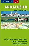 Polyglott Go! Andalusien, m. Länder-Atlas - Andreas Drouve