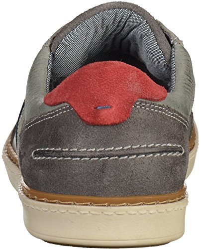 Mustang 4893-301 hommes Baskets Gris clair