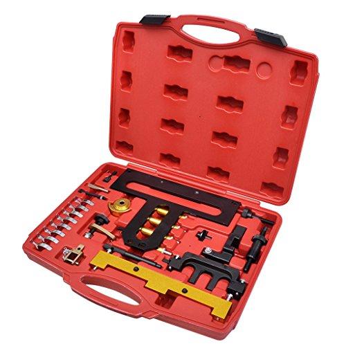 vidaXL Kit d'outils moteur à essence avec réglage pour BMW N42/N46pas cher