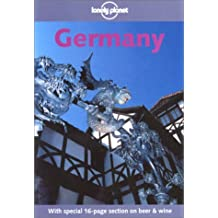 Lonely Planet Germany (Germany, 2nd ed)