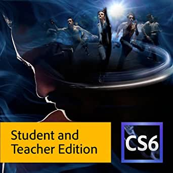 Adobe Creative Suite 6 Production Premium Student and Teacher* MAC [Download]
