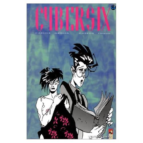 Cybersix, tome 12