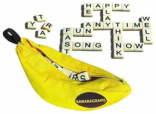 Produktbild Bananagrams word game ( English version )