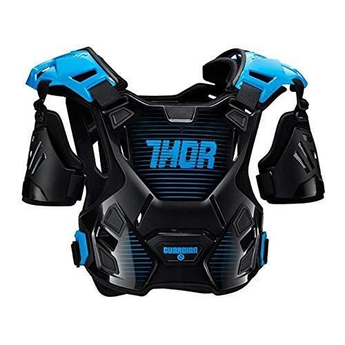 Thor Kinder Motocross MTB Brustpanzer Guardian schwarz blau