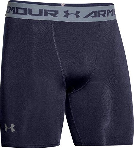 Under Armour UA Hg Comp Pantaloncini - Blu (Midnight Navy) - 2XL