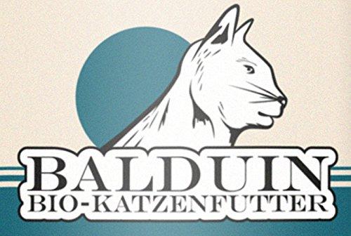 Mühldorfer Bio Katzenfutter Menü Hühnerherzen 200 g, 6er Pack (6 x 200 g) - 4