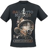 Saltatio Mortis Brot & Spiele T-Shirt schwarz XL