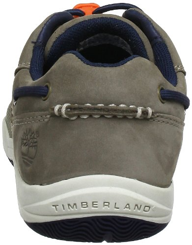 Timberland EK F/L SPT BOATOX OL C4472R Unisex-Kinder Mokassins, Braun (Taupe), EU 34 -