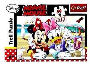Puzzle 54 mini Minnie i Daisy na wakacjach