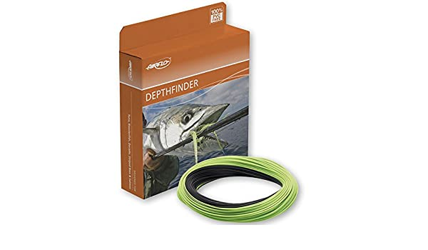 Airflo Depthfinder Fast Sinking Fly Line Power core with Floating Running Line